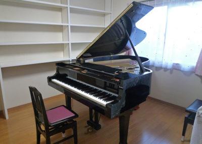 大好きなピアノを思いっきり弾ける趣味の部屋🎹